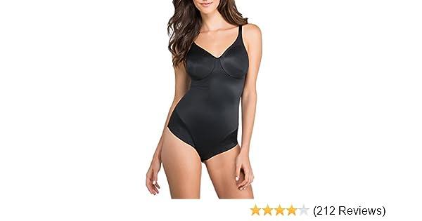 1e69d9d6807 Miraclesuit Women s Extra Firm Control Comfort Leg Bodysuit at Amazon  Women s Clothing store