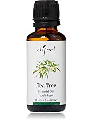 Difeel Essential Tea Tree Oil, 1 Fluid Ounce