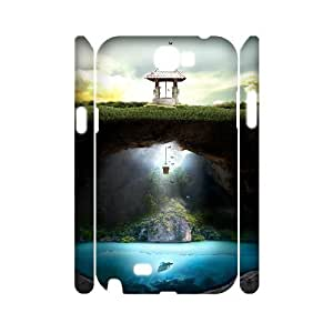 Samsung Galaxy Note 2 Case 3D Fairy Tale Wishing Well Yearinspace YS562992