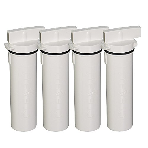 (Clear2o Replacement Water Filter made with Solid Carbon Block Filtration Technology (4-Pack))