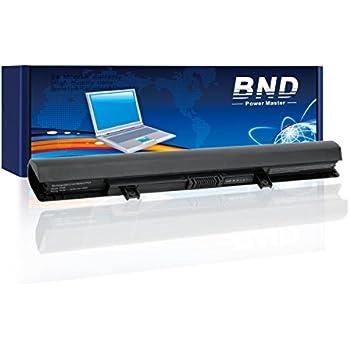 BND PA5185U-1BRS Battery [Samsung Cells] for Toshiba Satellite, P/N PA5186U-1BRS / PA5184U-1BRS / PA5195U-1BRS - 24 Months Warranty