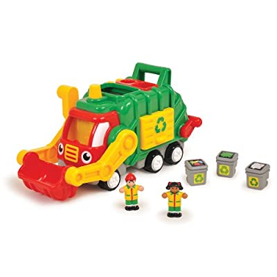 Wow Flip N Tip Fred - Service Vehicle 6 Piece Set from WOW