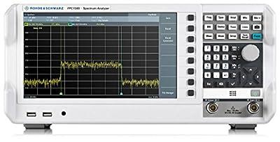 Rohde & Schwarz FPC1500 5kHz-1GHz Spectrum Analyzer with Tracking Generator
