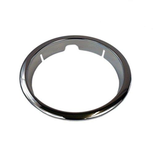 Thermador Trim (Thermador 00484595 Cooktop Element Trim Ring, 8-in)