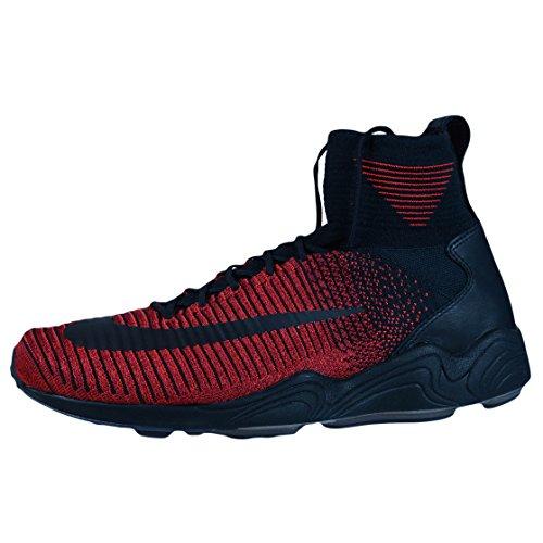Nike Zoom Mercurial Flyknit Fc Universiteit Rode Heren Sportschoenen Maat 10