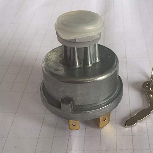 Cloverly Digger Tractor Ignition Switch for Massey Ferguson John