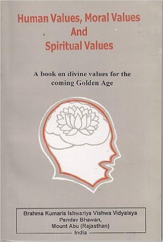 spiritual values pdf