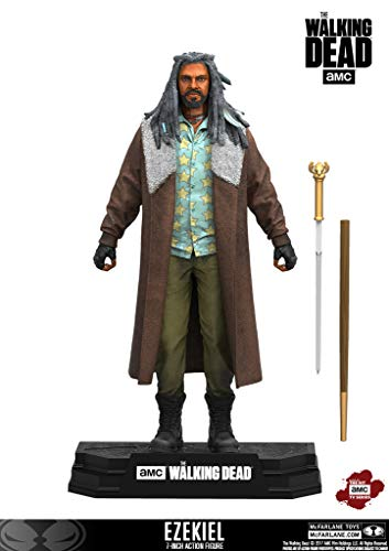 McFarlane Toys The Walking Dead TV Ezekiel Collectible Action Figure for $<!--$15.40-->