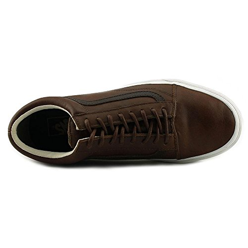 Vans Old Skool Herren Sneaker Braun