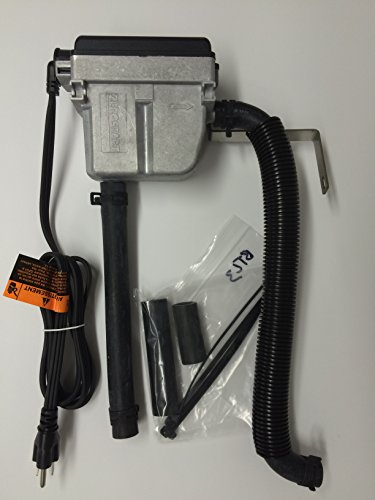 (Bostic Motors Inc. BMI Engine Block Heater Compatible with: 1998-2003 VW Beetle 1.9 L TDI Automatic Trans ONLY)