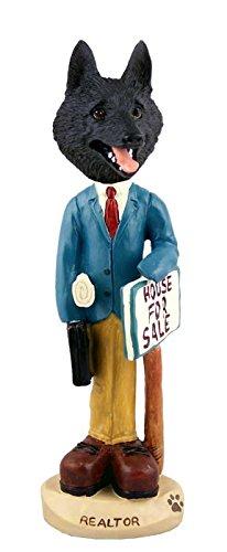 Conversation Concepts Schipperke Realtor Male Doogie Collectable Figurine