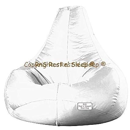 Super Rns Rest N Sleep Bean Bag Chair Without Beans Cover Only Creativecarmelina Interior Chair Design Creativecarmelinacom