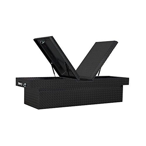 (Buyers Products Black Diamond Tread Aluminum Gull-Wing Truck Box (18x20x71 Inch))
