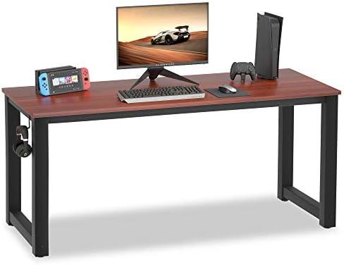 NUMENN Computer Desk 63″ - a good cheap modern office desk