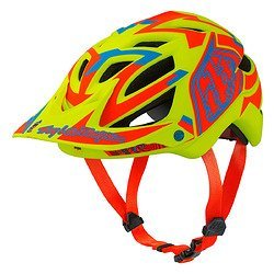 Troy-Lee-Designs-A-1-MIPS-Helmet-Vertigo-Flo-Yellow-ML