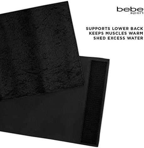 bebe Waist Trimmer, Adjustable Ab Slimmer Belt, Weight Loss, Shed Excess Water Weight and Tone Your Midsection 2
