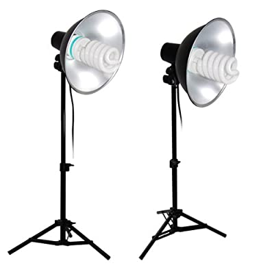 Limostudio Photography Table Top, Mini Studio Continous Bowl Reflector Lighthing Kit.AGG1013 by Limostudio