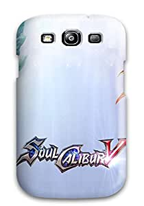 1889798K79105208 High Grade Flexible Tpu Case For Galaxy S3 - Soul Calibur