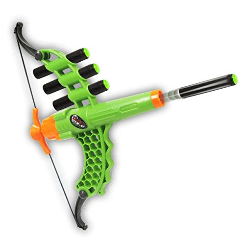 Raptor Long-Range Covert Ops Bow Dart Blaster from Dart Zone by Dart Zone