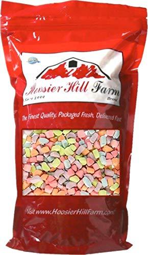 Hoosier Hill Charms Original Cereal Marshmallows, HUGE 2 lb bag (2 lb)