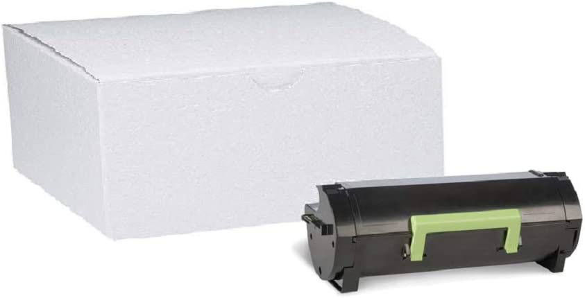 Pegasus Compatible Replacement for Lexmark MS310 MS312 MS315 MS410 MS415 MS510 MS610 2.5K Toner 500 501 50F1000 50F000G