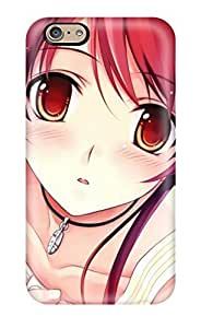 Top Quality Protection Anime Girl Love2 Case Cover For Iphone 6