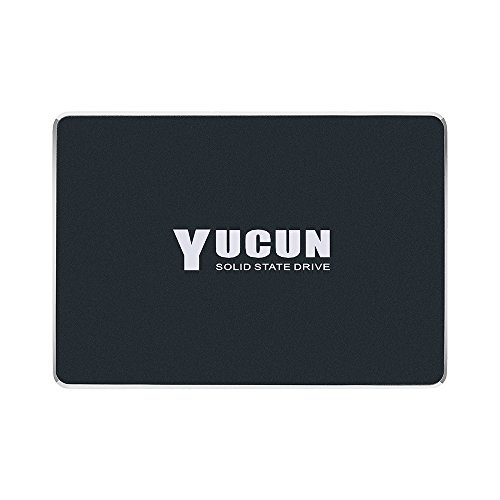 YUCUN 2.5 inch SATA III Internal Solid State Drive 120GB SSD 7mm High Endurance High Speed up to 510M/s Read by YUCUN