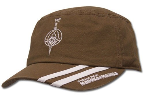 Great Eastern Entertainment Madoka Magica Grief Seed Emblem Cap