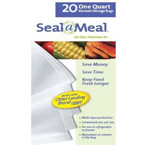 Seal-A-Meal quart size bags