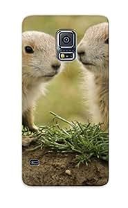 Exultantor Premium Animal Gopher Heavy-duty Protection Design Case For Galaxy S5