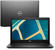 "Notebook Dell Inspiron i15-3584-A30P 8ª Geração Intel Core i3 4GB 1TB Tela LED HD 15.6"" Windows 10 Preto,"
