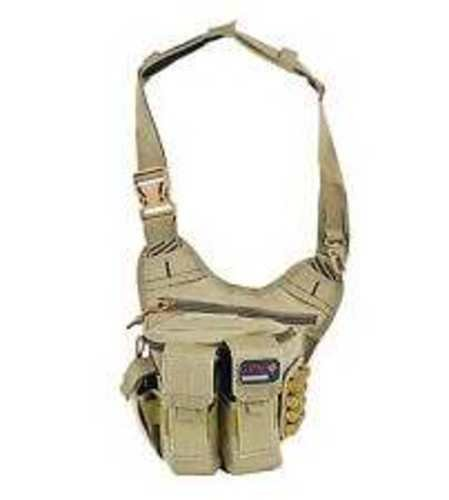 GS Outdoors GPS RAPID DEPLOYMENT PACK TAN