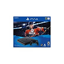 Playstation 4 - 1TB Slim - NHL 18 Bundle Edition