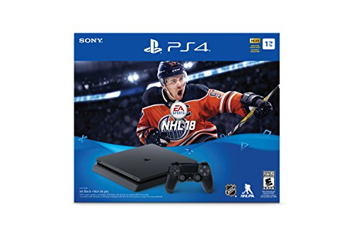 PlayStation 4 1TB Slim - NHL 18 Bundle Edition
