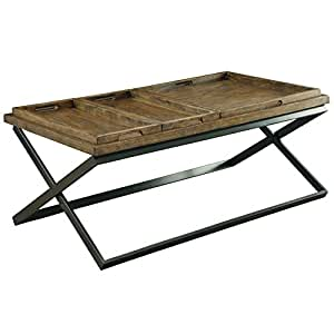 Furniture Of America Galvaster Tray Top Coffee Table