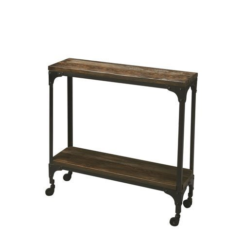BUTLER 2873120 GANDOLPH INDUSTRIAL CHIC CONSOLE TABLE