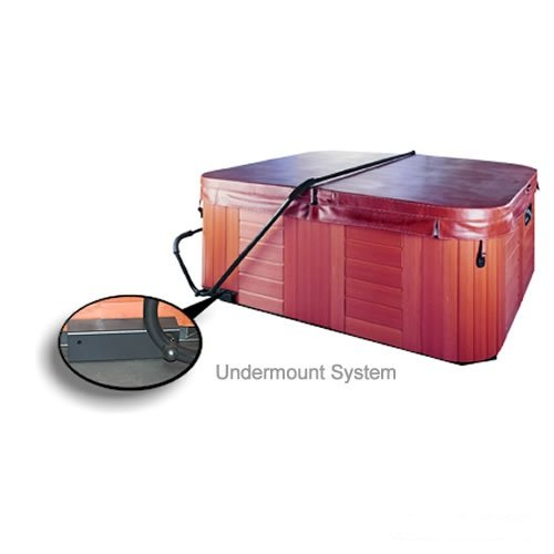 CoverMate II Spa and Hot Tub Cover Lift - Under Style Bracket Mounting by Leisure Concepts