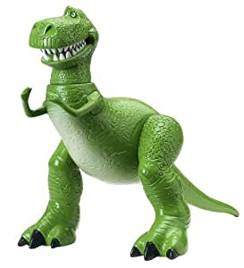 Toy Story 3 Deluxe Rex Collectible Figure (japan import)