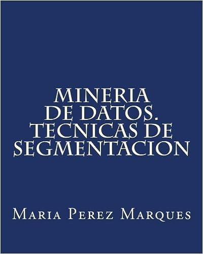 MINERIA de DATOS. TECNICAS de SEGMENTACION (Spanish Edition) by Maria Perez Marques (2013-11-23)