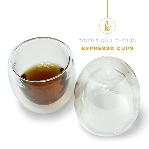 expresso clear cups - 2