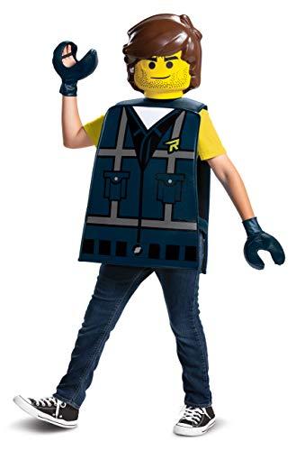 Rex Dangervest Basic Child Costume Blue -