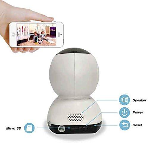 Cámara IP 720P,día/Noche,Instalar Fácil,Resolución HD,Cámara IP Videovigilancia,Sin conexión de PC,función P2P,P2P IR Night Vision con 2 Way Talk Alarma,Plug & Play: Amazon.es: Electrónica