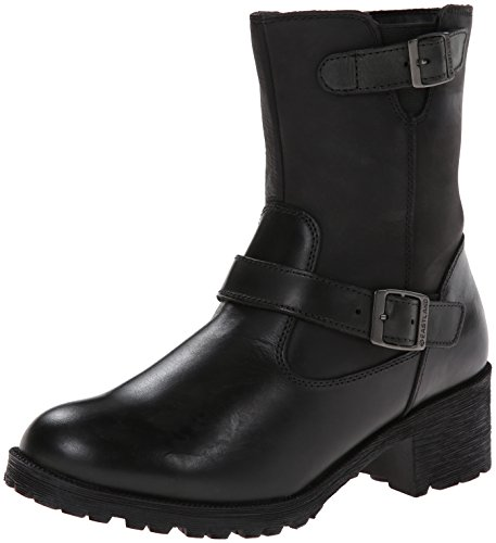 Boot Eastland Black Belmont Women's Chukka CnSHpOq