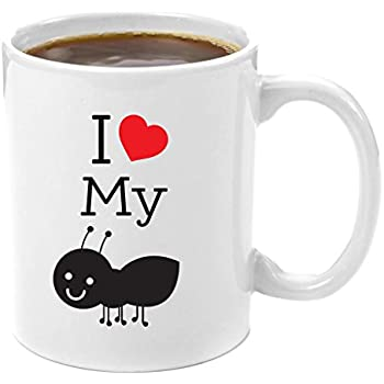 I Love My Aunt Premium 11oz Coffee Mug Gift | Perfect Sister Gifts Aunt and  sc 1 st  Amazon.com & Amazon.com: I Love My Aunt Premium 11oz Coffee Mug Gift | Perfect ...