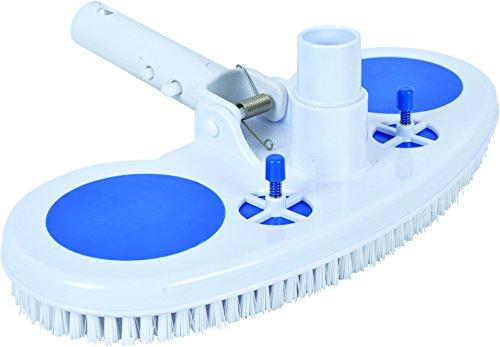 17 opinioni per Jilong JL290483N Spazzola Vacuum per Pulizia Piscina con Griglia di Protezione,