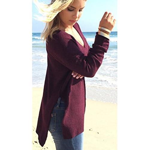 best Jerseys de Punto Mujer Sueter Tejido Señora Suéter Mujeres Jersey  Oversize Sweaters Sueteres Tejidos Dama dbaebfa52786