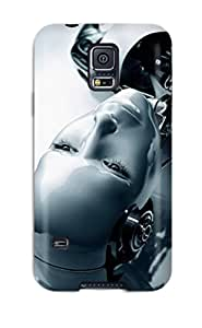 Best Faddish Humanoid Robot Case Cover For Galaxy S5