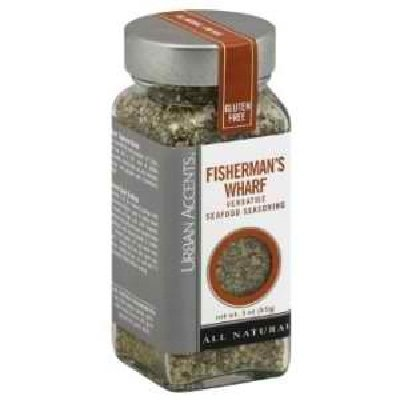 Urban Accents Ssnng Fishermans Wharf 3 oz, 4 Pack by Urban Accents