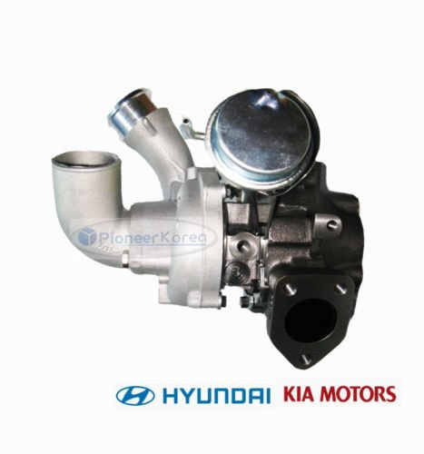 Amazon.com: Genuine Part Turbo charger for Hyundai Grand Starex H1/282004A480: Car Electronics