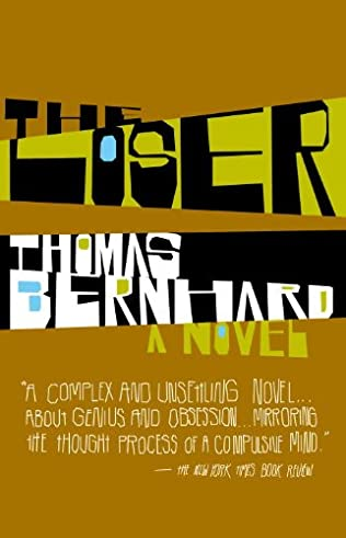 book cover of The Loser